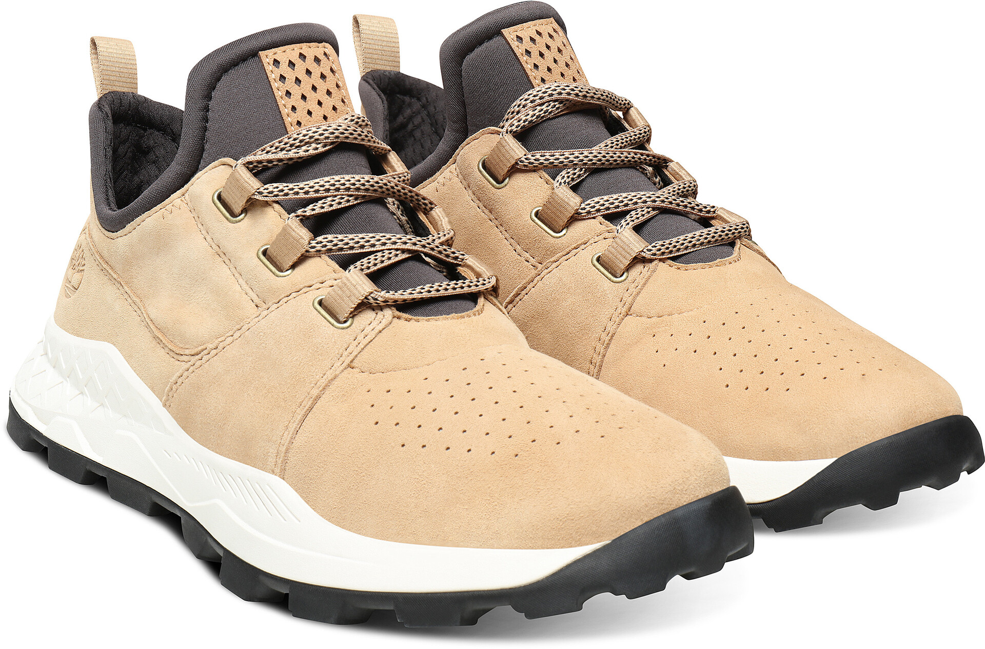 Timberland Brooklyn Oxford Chaussures à lacet Homme, iced coffee